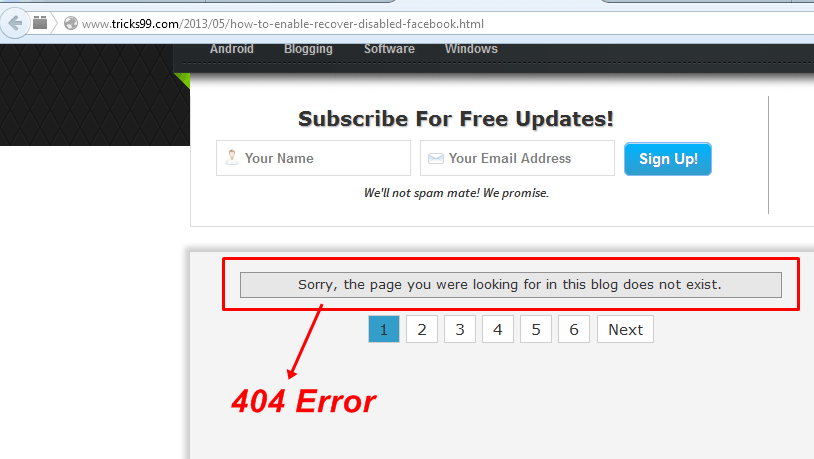 how to redirect old url to newly created custom url in blogger com rh tricks99 net