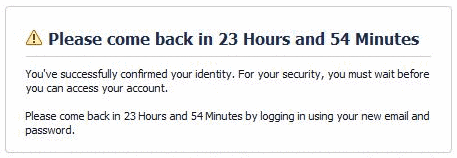 my fb account is hacked how to delete it