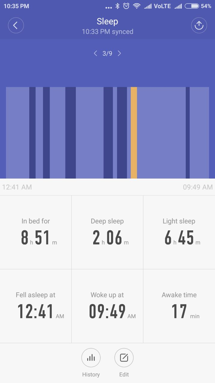 Sleep-stats-mi-band-2